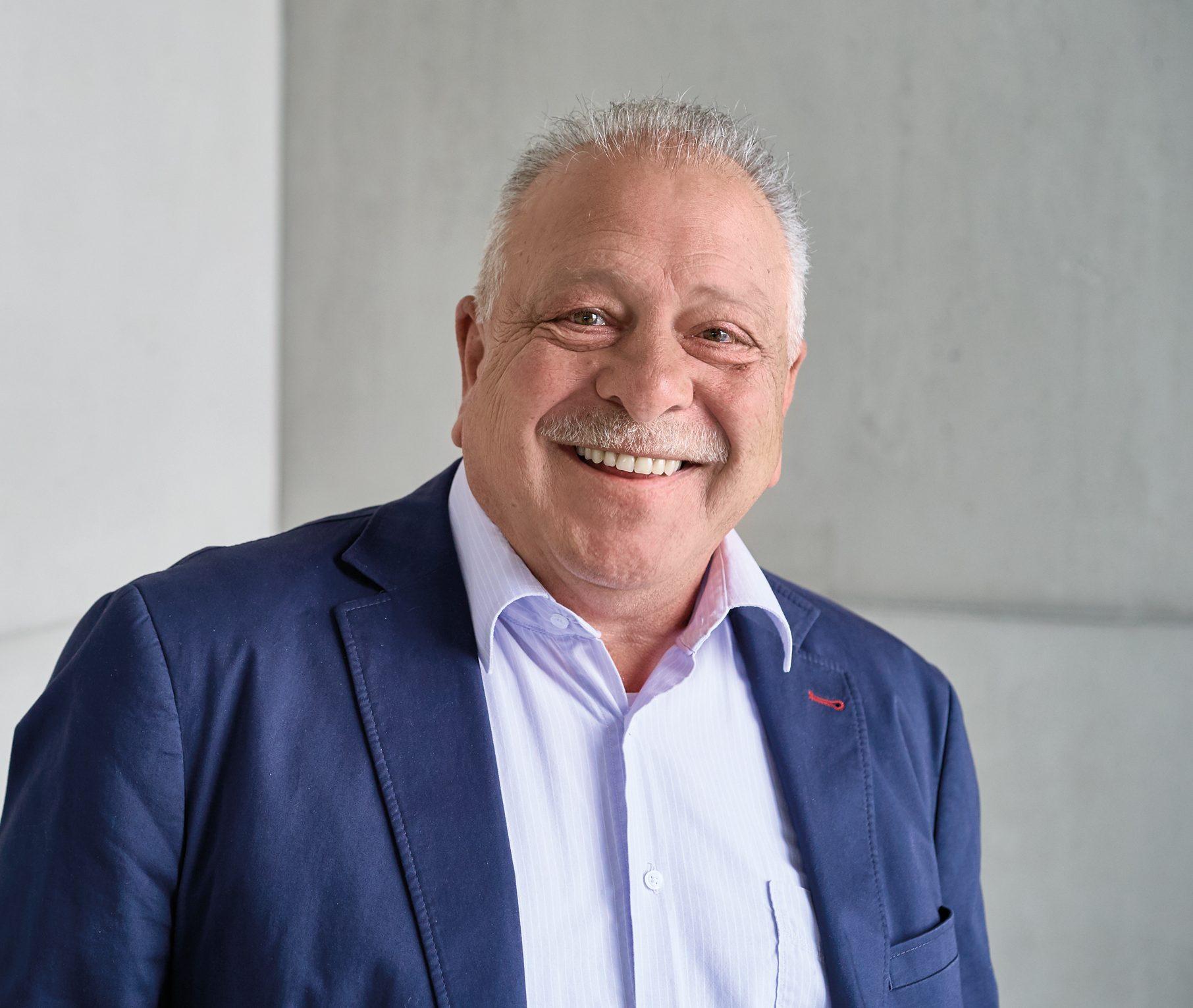 Willy Schäfer – Verkaufsleiter