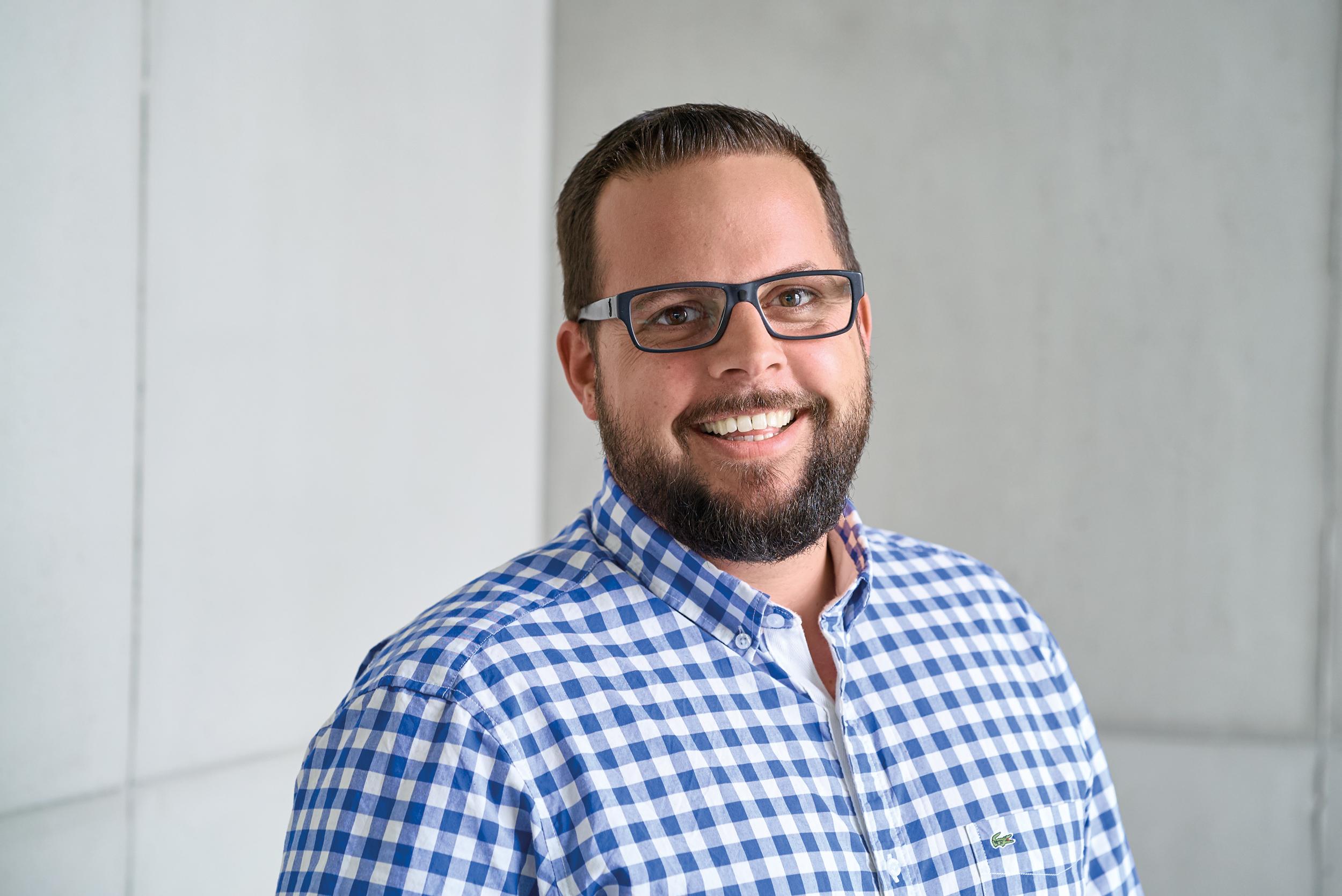 Dominik Wurdinger – Bezirksverkaufsleiter